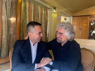 """Di Maio incontra Grillo: """"D'accordo su tutto"""". Leadership resta, se ne riparla a marzo"""