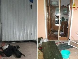 Verona, paura a Bussolengo: si accende una sigaretta in casa e l'appartamento esplode