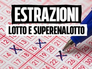 estrazioni lotto superenalotto
