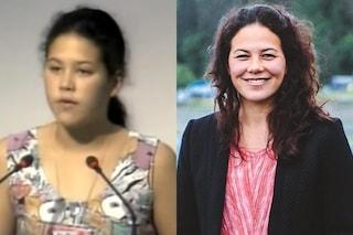 """Severn Cullis-Suzuki come Greta Thunberg, ma 27 anni prima: """"Prendevano in giro anche me"""""""