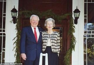 Hanno 211 anni in due, la coppia di coniugi più vecchia del mondo vive in Texas