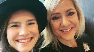 "Amanda Knox e Lorena Bobbitt insieme al Crime Festival: ""Noi donne umiliate dai media"""