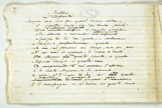 Giacomo Leopardi, nasce la Biblioteca digitale leopardiana con i manoscritti del Sommo