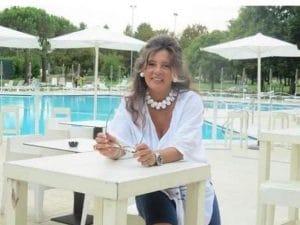 Marilena Corrò in una foto su Facebook