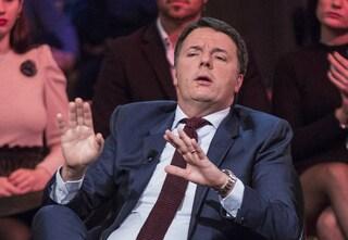 """Matteo Renzi dice di essere """"umanamente disgustato"""" dall'accordo con i Cinque Stelle"""