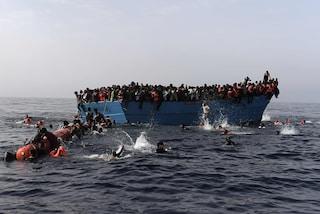 Migranti, naufragio di Lampedusa: la Guardia costiera individua relitto e alcune salme