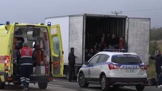 Grecia, 41 migranti stipati nel cassone di un camion. Rischiavano di morire soffocati