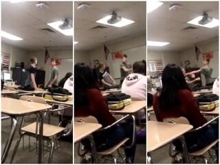 """Studente gay picchia il bullo omofobo: """"Prova a chiamarmi ancora fr..."""""""