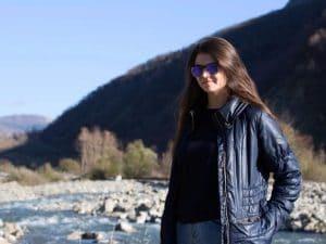 Kristi Reci, 24 anni (Facebook).