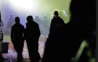 Livorno, cadavere di una ragazza trovato dopo il rave party in un capannone