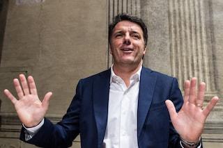 """Cancellata tassa su auto aziendali, Renzi: """"Io chiamato sfasciacarrozze perché volevo eliminarla"""""""