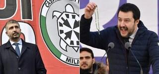 """Salvini: """"CasaPound e Forza Nuova rispettano la Costituzione antifascista"""""""