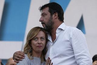 Sondaggi politici, continua ascesa del cdx: se si votasse oggi Salvini avrebbe la vittoria in tasca