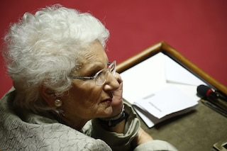 """Parla Liliana Segre: """"Non mi aspettavo di avere la scorta, non l'ho chiesta io"""""""
