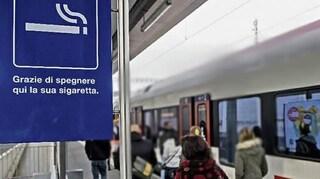 Pordenone, mamma scende a fumare in stazione ma il treno riparte con i figlioletti a bordo