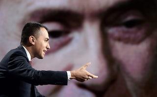 """Di Maio: """"Berlusconi non risponde su Stato-mafia. L'Italia non chiuderà mai conti con il passato"""""""