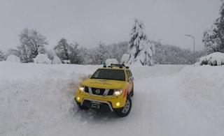 Aosta, trovato un cadavere nella neve: forse è il neurologo torinese scomparso a novembre