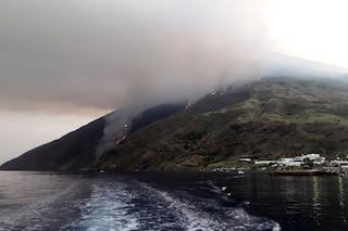 Allerta gialla per il vulcano Stromboli: vietate le escursioni sopra i 290 metri