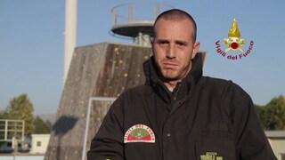 """Marco Triches, pompiere morto ad Alessandria: """"Non sono un eroe, voglio solo salvare persone"""""""