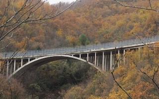 Viadotto a rischio sulla statale in Umbria, Anas chiude tratto della Flaminia per le verifiche