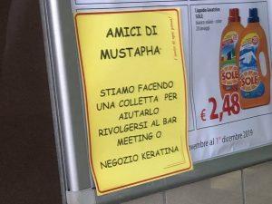"""Vicenza, multa al venditore abusivo, i commercianti fanno una colletta: """"È un bravo uomo"""""""