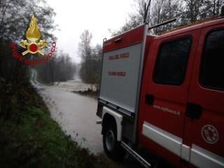 Emergenza maltempo: muore donna ad Alessandria, a Savona crolla viadotto A6