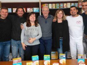 Lollini, Gilli, Buriani, Fantazzini, Gherardi, Pietro Scarpelli e Ayari
