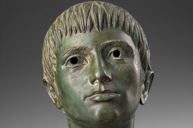 Testa di giovinetto da Fiesole 330 a.C. circa Firenze, Museo Archeologico Nazionale, Polo Museale della Toscana