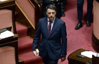 """Reddito di cittadinanza, Renzi: """"Va cancellato, al Sud bisogna aprire cantieri non dare sussidi"""""""