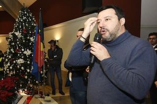 """La lettera della sardina calabrese per Matteo Salvini: """"Mi batto anche per sua figlia"""""""
