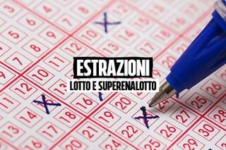 Estrazioni Lotto e SuperEnalotto del 14 marzo 2020