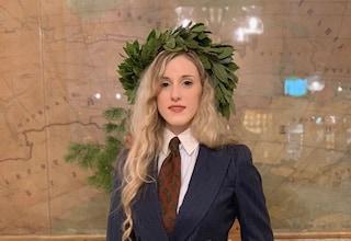 Sopravvissuta al crollo della scuola di San Giuliano di Puglia, si laurea in geologia con 110 e lode