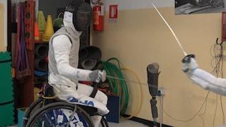 """Emanuele, atleta paralimpico: """"Amputato a una gamba a 8 anni, ma sono sempre ottimista"""""""