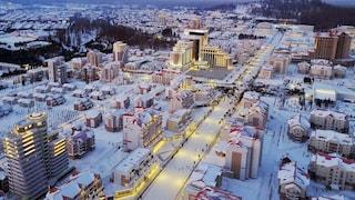 Samjiyon, la città ideale dell'utopia comunista in Nord Corea