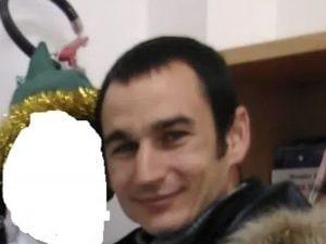 La vittima dell'assassinioVasyl Yenatiuk