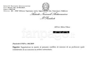 L'Anac non ha mai detto che tra Conte e Alpa non c'era conflitto d'interessi: ecco il documento