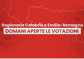 Regionali Emilia Romagna e Calabria, M5s sceglie i candidati: domani il voto su Rousseau
