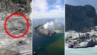 Nuova Zelanda, erutta il vulcano Whakaari: cinque morti, molti turisti dispersi