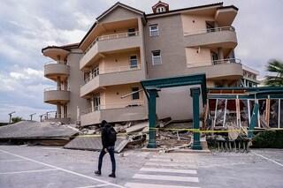 Terremoto Albania, nuova scossa di magnitudo 4.7. Registrati fenomeni di liquefazione del terreno