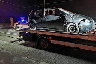 Incidente a Buriasco, ubriaco travolge gruppo di amici: morto 23enne, un altro è ferito