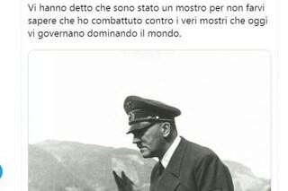 Siena: sospeso da lezioni ed esami Emanuele Castrucci, il prof di filosofia che elogiò Hitler