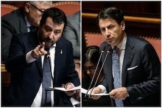 """Salvini impreparato sul Mes, Conte lo canzona: """"Prima si informi e poi ne discutiamo"""""""
