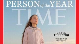 Greta Thunberg è la persona dell'anno secondo Time: è la più giovane ad avere il riconoscimento