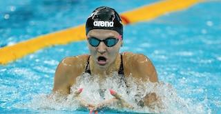 Nuoto, Europei di vasca corta: Ilaria Cusinato e Gabriele Detti conquistano il bronzo