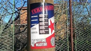 """""""Quei partigiani erano terroristi"""", Anpi chiede scioglimento di CasaPound per apologia di fascismo"""