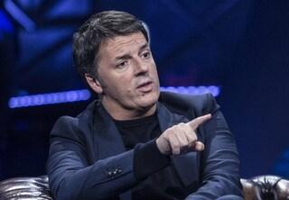 """Governo, Renzi: """"Dal Pd folle speranza di tornare alle urne. Se vogliono rompere devono solo dirlo"""""""