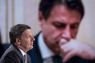 """Prescrizione, Renzi a muso duro a Conte: """"Se vuoi apri la crisi di governo e cambia maggioranza"""""""