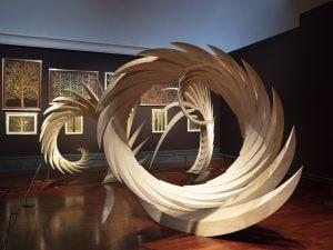 Sala Alberi al Museo di Capodimonte
