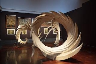 """Calatrava a Capodimonte: """"Nella luce di Napoli"""", la mostra racconta l'amore per la città"""