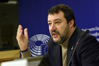 """Ora per Salvini un parlamentare che canta """"Bella Ciao"""" è uno spettacolo indegno"""